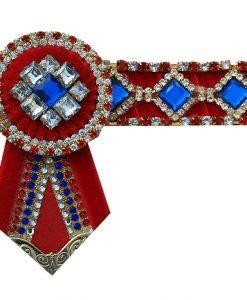 Ribbon / Diamante Browbands