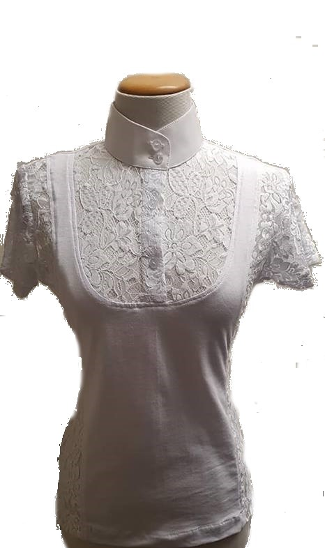 Lace Panel Ratcatcher Front