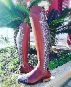 Pioneer-Clio-Dress-Boot sparkle